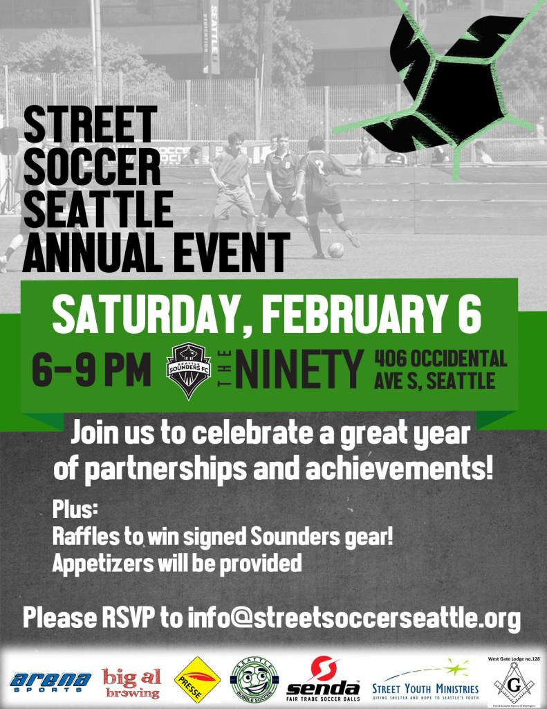 Street Soccer Event